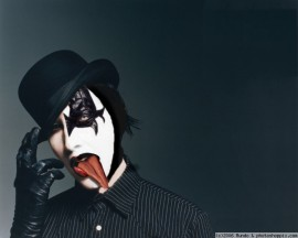 Marilyn Manson as Gene Simmons