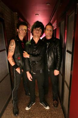Green Day Personnel