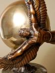 Icarus in bronze