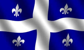 The Quebec Flag (Drapeau)