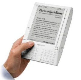 Amazon's Kindle Reader