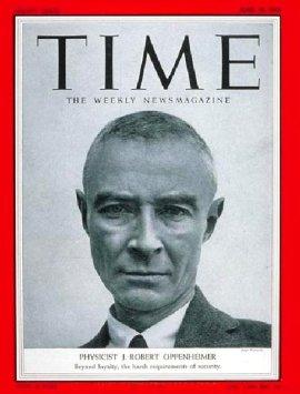 J. Robert Oppenheimer--Time