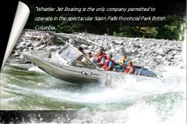 Whistler JetBoating