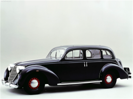 1938 Fiat 2800 Berlina
