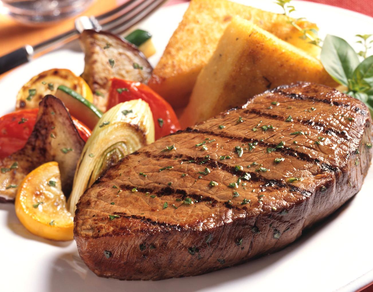 Grilled Pepper Steak