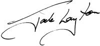 Jack Layton's Signature