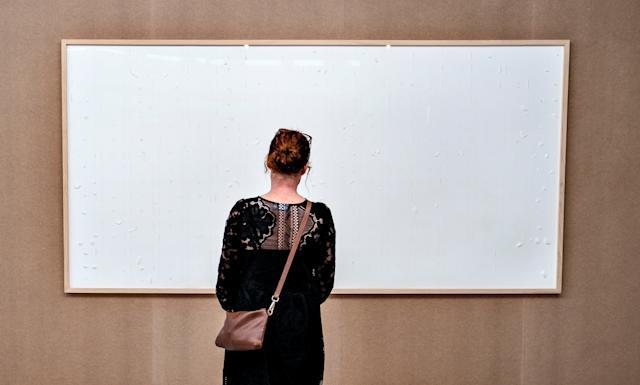 Danish artist Jens Haaning's unique presentation !